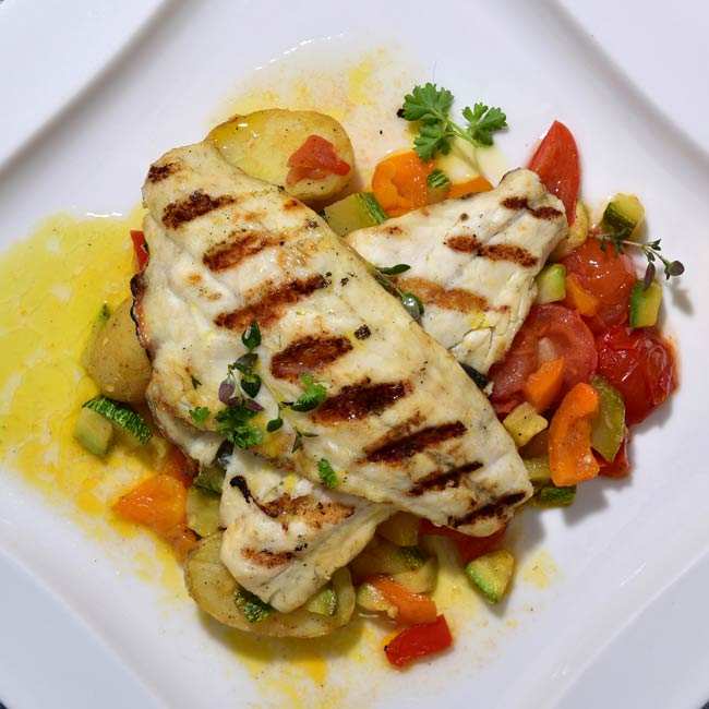 Menu | Restaurant Gouvia | 9 Muses Restaurant Corfu
